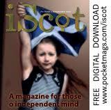 iScot advertisement www.pocketmags.com/iscot