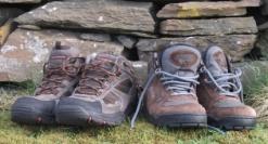 walking boots F Driver