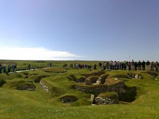 Skara Brae (photo F Grahame)