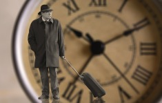 old man and time