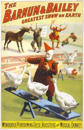800px-Barnum_&_Bailey_clowns_and_geese2