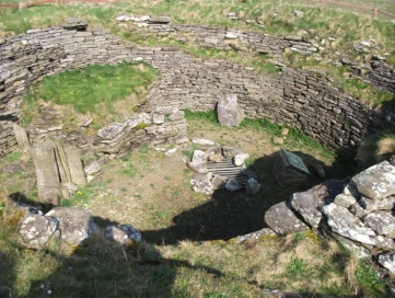 Broch of Burroughstone