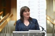 Maree Todd hosts Cancer Research UKs reception
