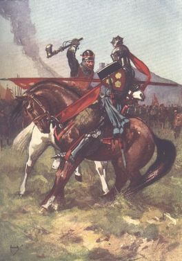 419px-Bruce_defeats_de_Bohun_on_the_eve_of_Bannockburn,_from_a_children's_history_book