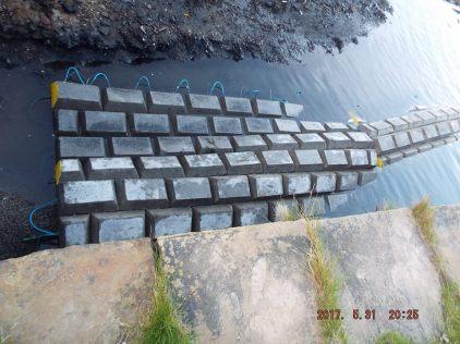 Clouston's pier noust Stromness (A Robertson)