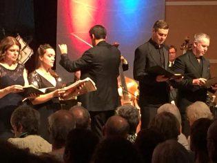 St Magnus Festival concert (N Morrison)