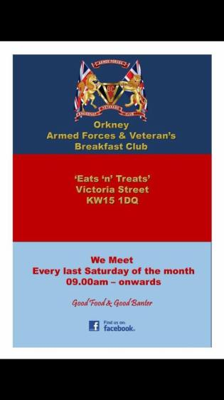 Armed Forces & Veterans Breakfast Club