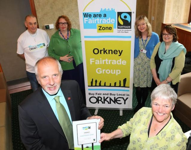 Fair Trade Orkney Group