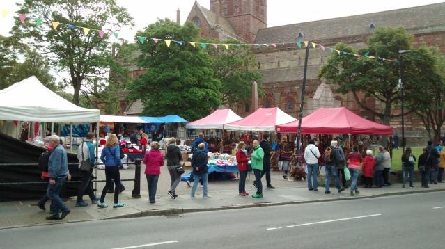 International Market Kirkwall