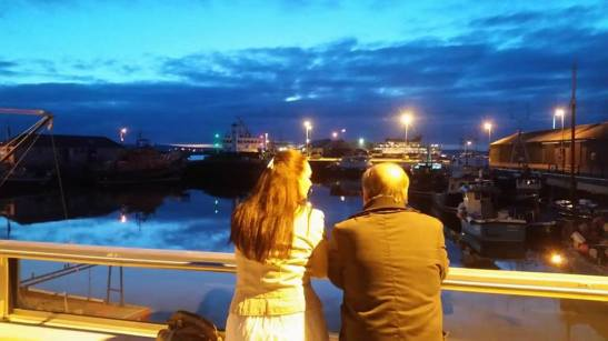 June 20th 2 Kirkwall A Summer's Night  Kirkwall Harbour June 20th 2017 (K Armet)