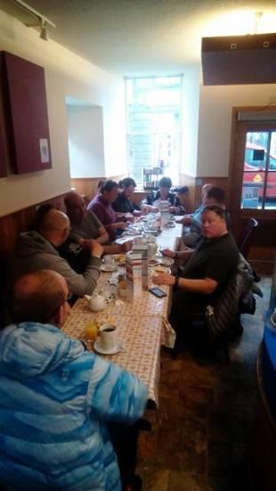 Armed Forces & Veterans Breakfast Club (N Morrison)