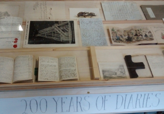 200 years of diaries
