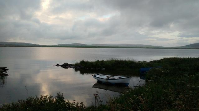The Harray Loch
