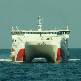 Pentalina run by Pentland Ferries (K Armet)