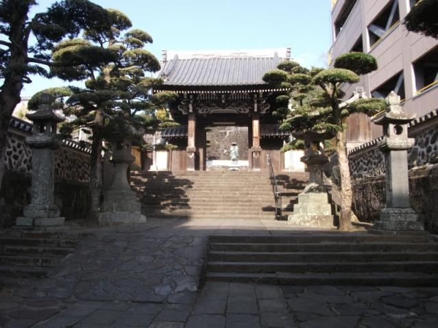 Temple in Nagasaki