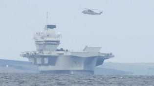 HMS Queen Elizabeth ( K Armet)