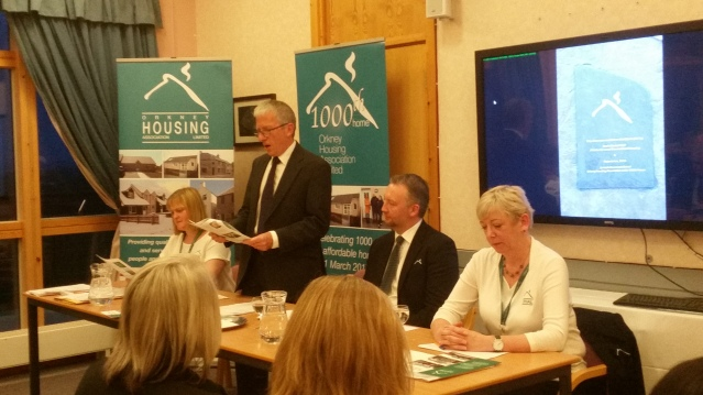 Orkney Housing AGM