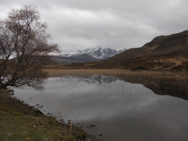 Skye mountain