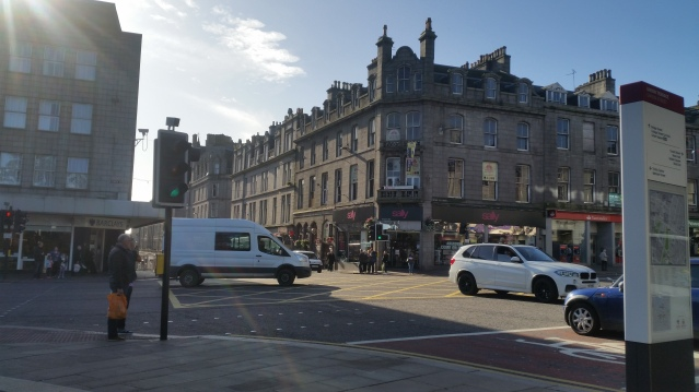 Aberdeen City Centre