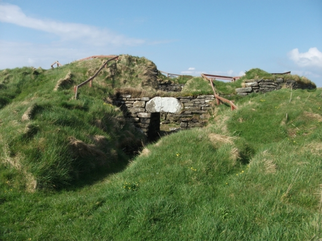 Broch of Burroughston Shapinsay