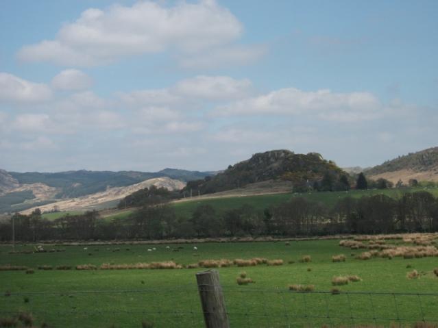 Torbhlaren Hill