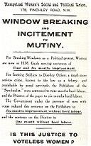 Suffragette_handbill