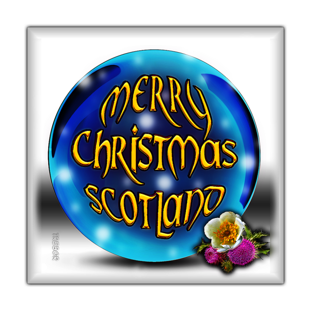 Merry Christmas Scotland