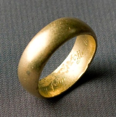 Stanley Cubiss' ring