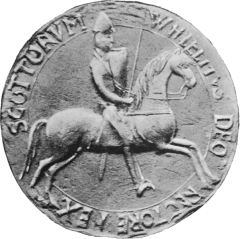 William 1 King of Scots