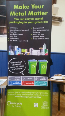 Recycle For Orkney