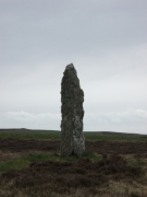 the Mor Stane on Shapinsay. Stone 1
