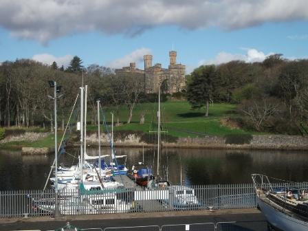 Lews Castle B Bell