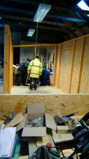 Mens Shed 16th Jan 2018 N Morrison