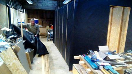 shed for Blue Door 1 N Morrison