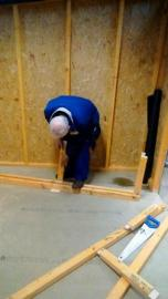 shed for Blue Door N Morrison