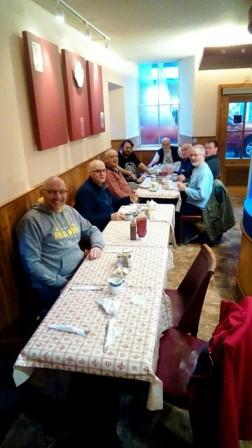 Veterans Breakfast January