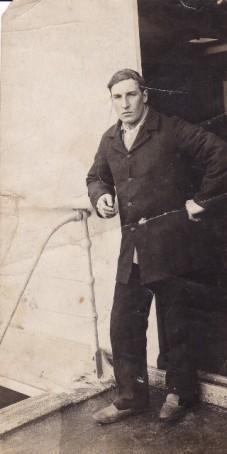 William Sissons, photo courtesy of his family