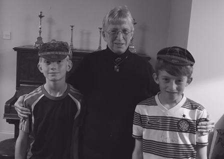 Alec sons & granny