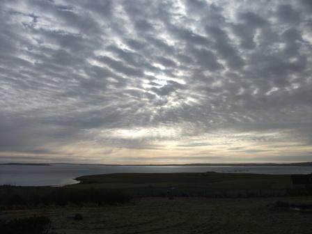 Sky over Orkney M Bell