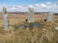 standing stones on Lewis 3 women