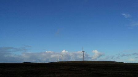 Windfarm Orkney
