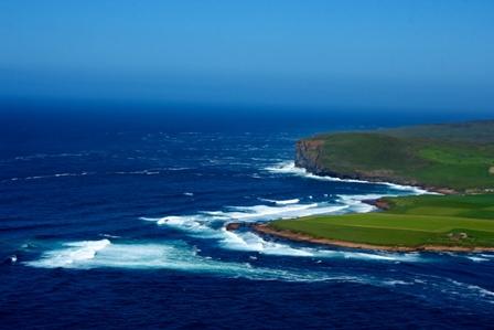 Billia Croo Wave Energy Test Site, EMEC  Orkney