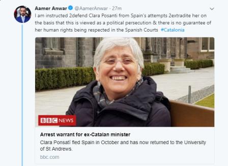 Catalan defence