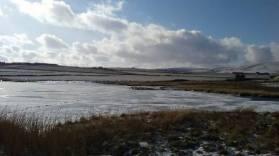 March 1st Stenness Loch
