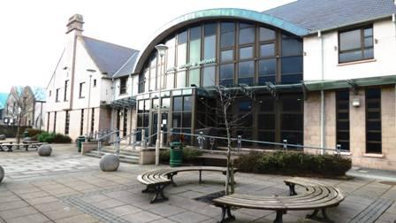 Orkney Library K Armet