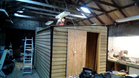 shed for Blue Door 3
