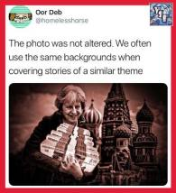 Tories with Russian money