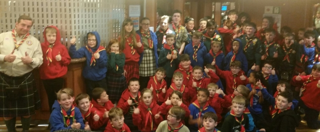 Carnoustie Scouts 5