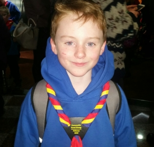 Carnoustie Scouts Owen