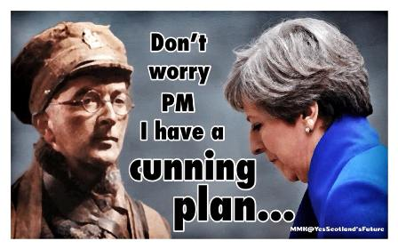 cunning plan Theresa May